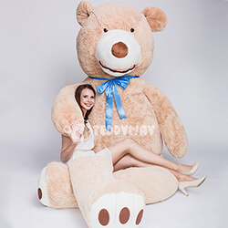 Huge Giant Teddy Bears 340 CM - TEDDYWAY